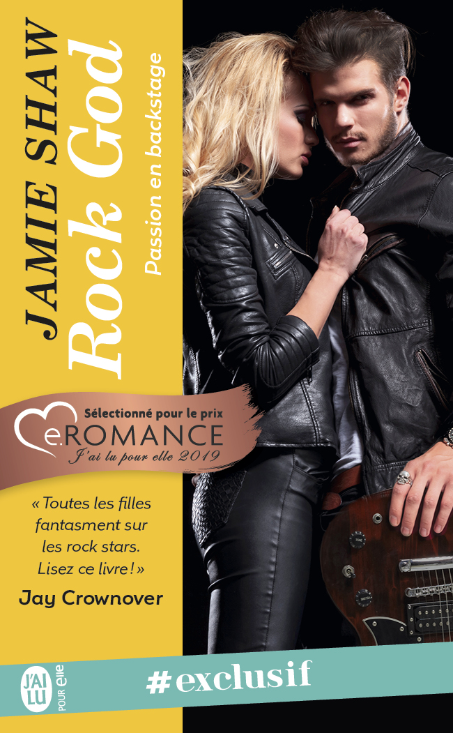 Passion en backstage (Tome 1) - Rock God