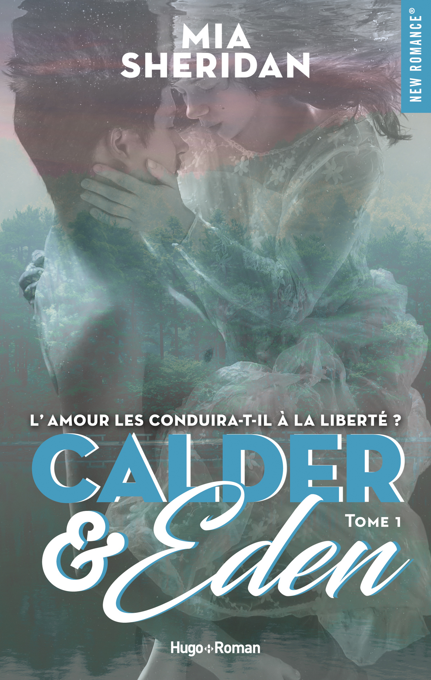 Calder and Eden - tome 1