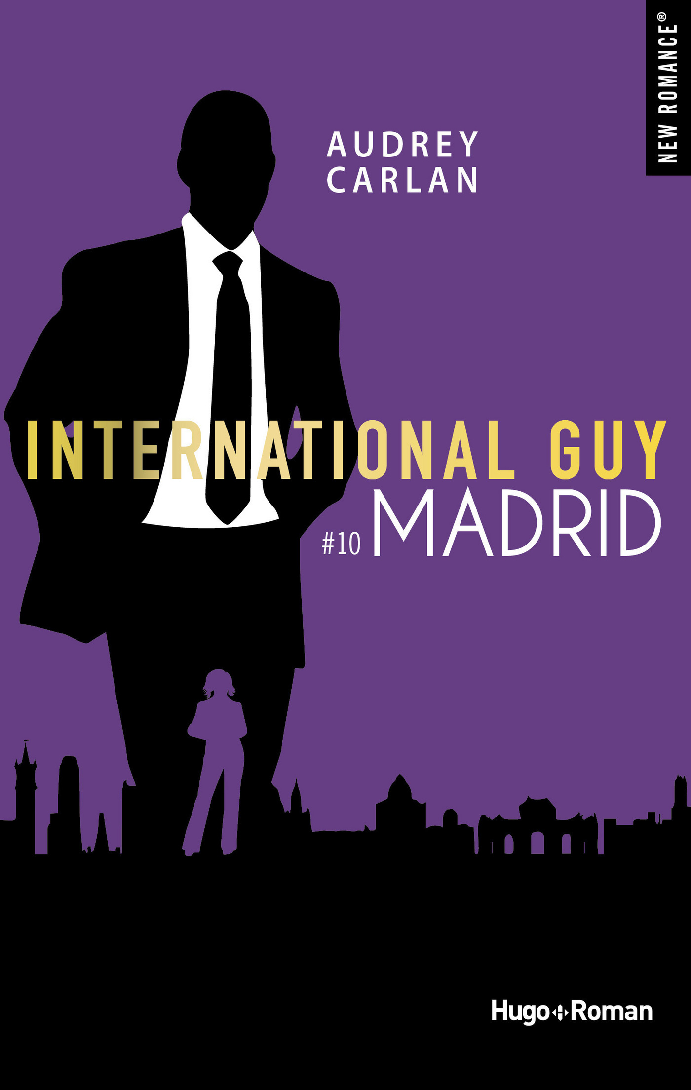 International guy - tome 10 Madrid -Extrait offert-