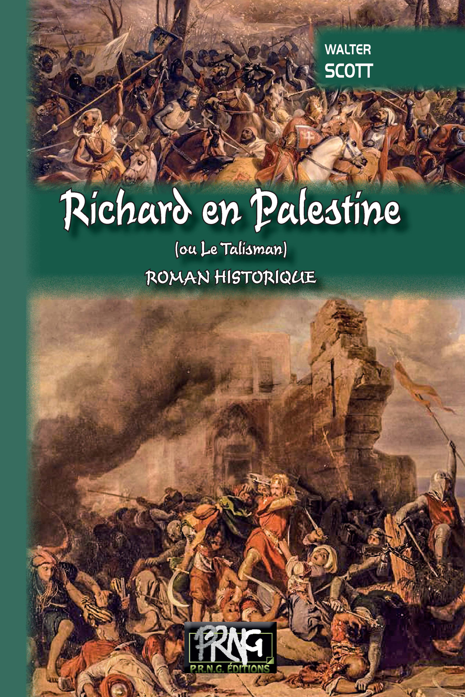 Richard en Palestine