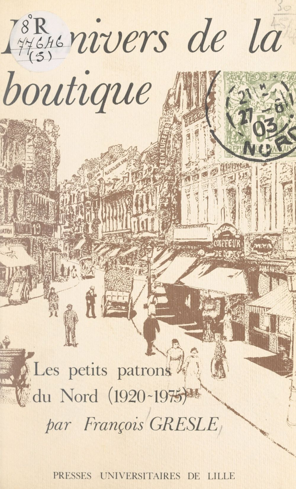 L'univers de la boutique