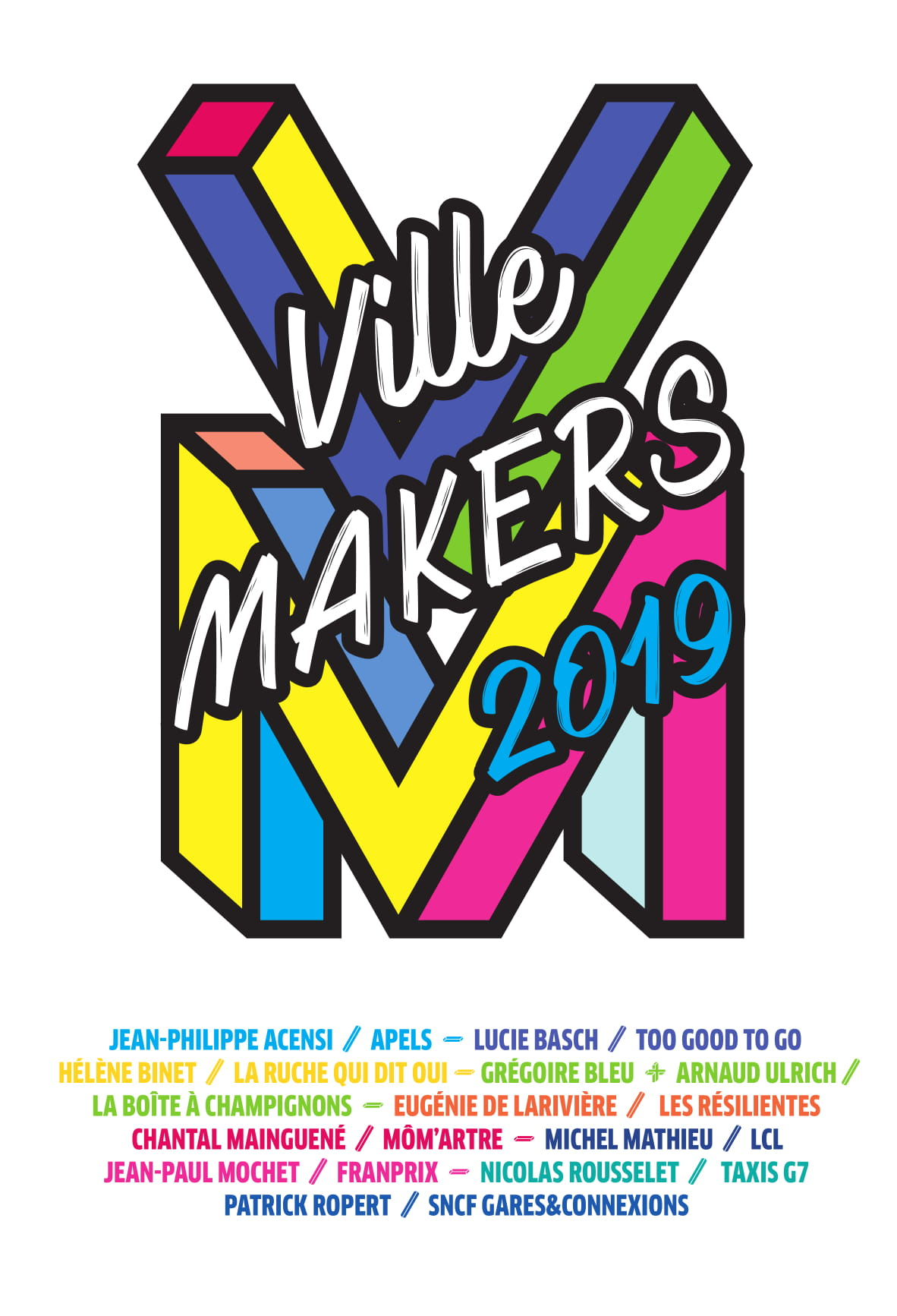 Ville Makers 2019