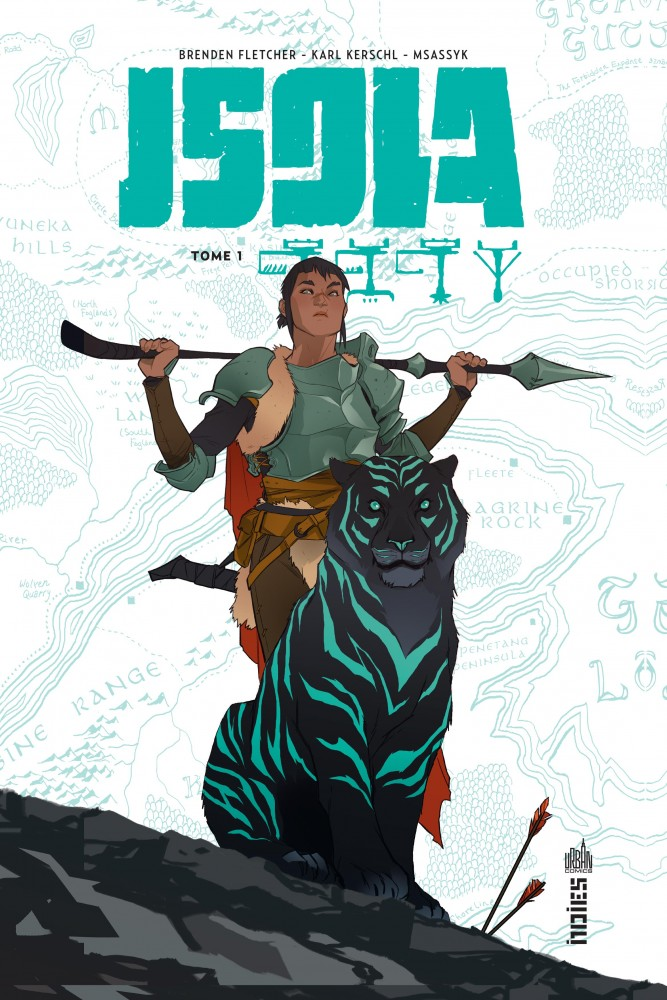 Isola - Tome 1