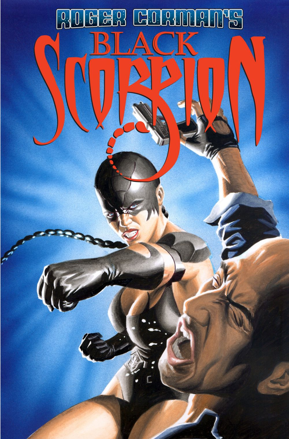 Roger Corman's Black Scorpion: Graphic Novel