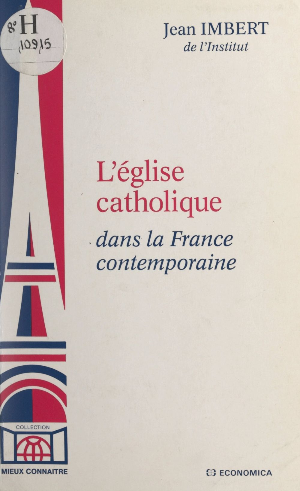 L'église catholique dans la France contemporaine