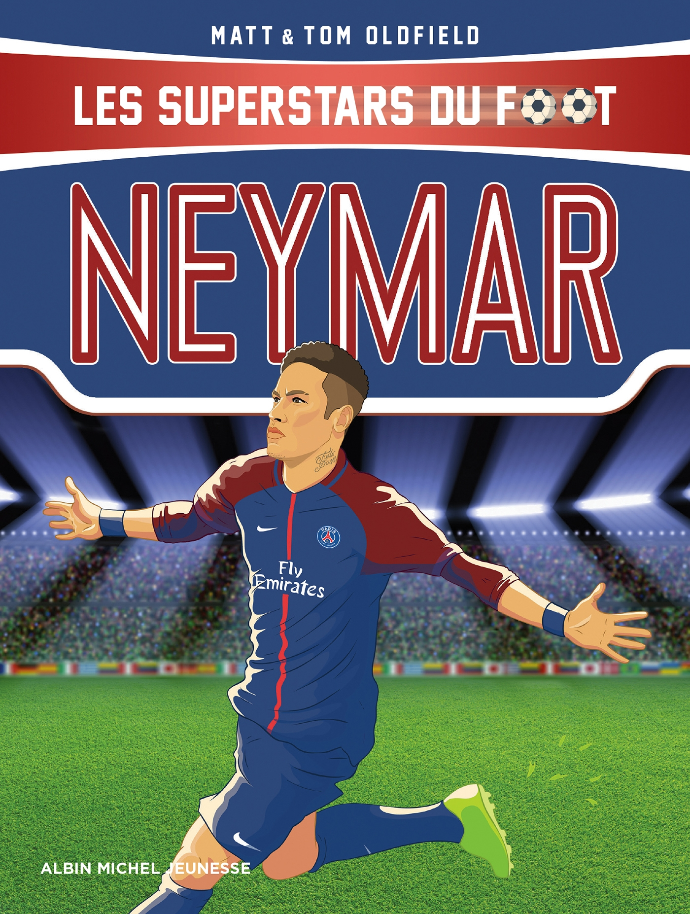 Neymar | Oldfield, Tom. Auteur