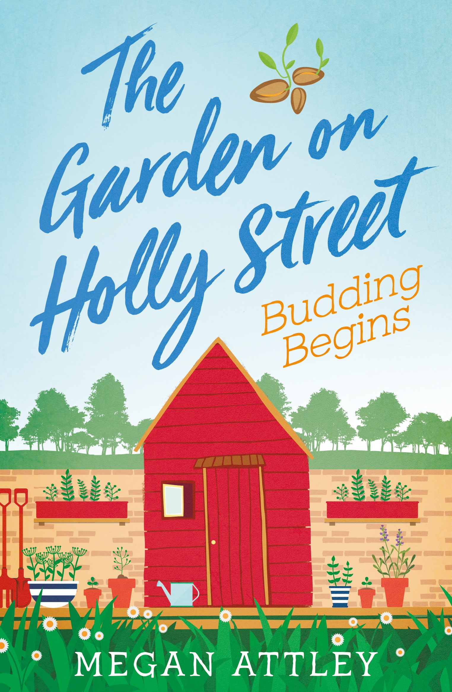 The Garden on Holly Street Part Two