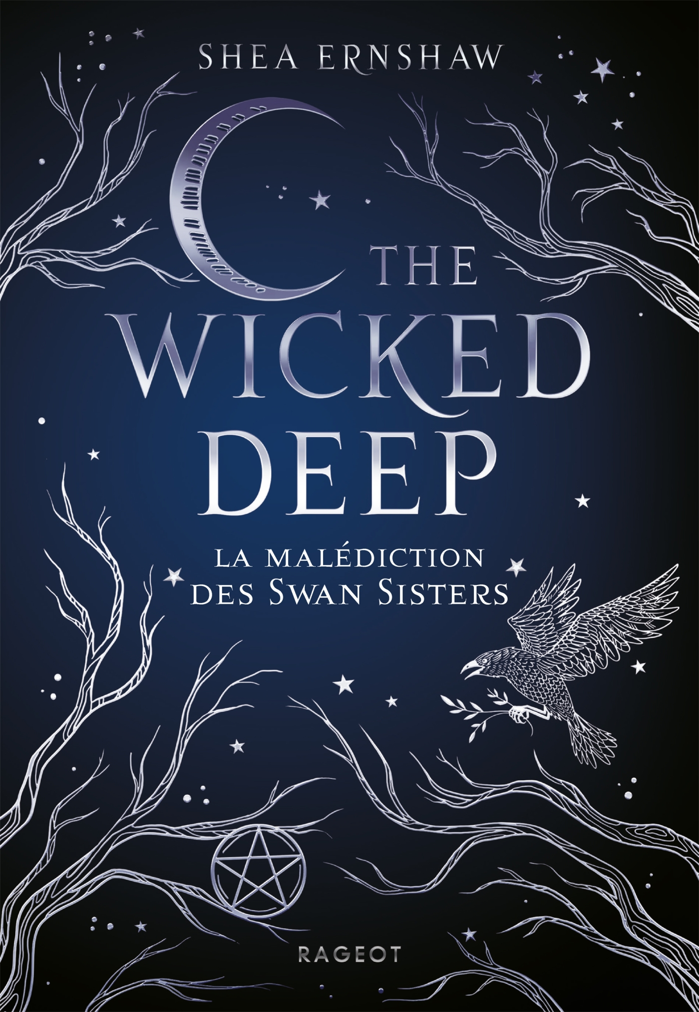 Cover image (The Wicked Deep - La malédiction des Swan Sisters)