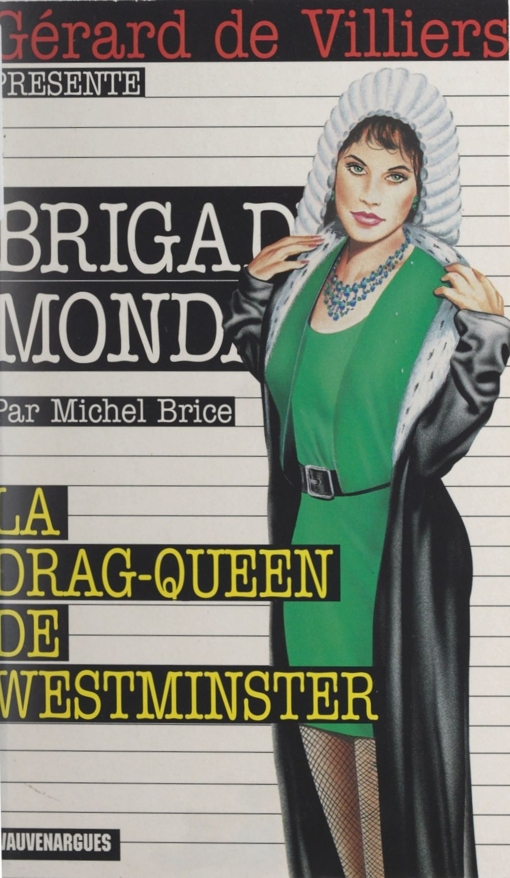 La drag-queen de Westminster