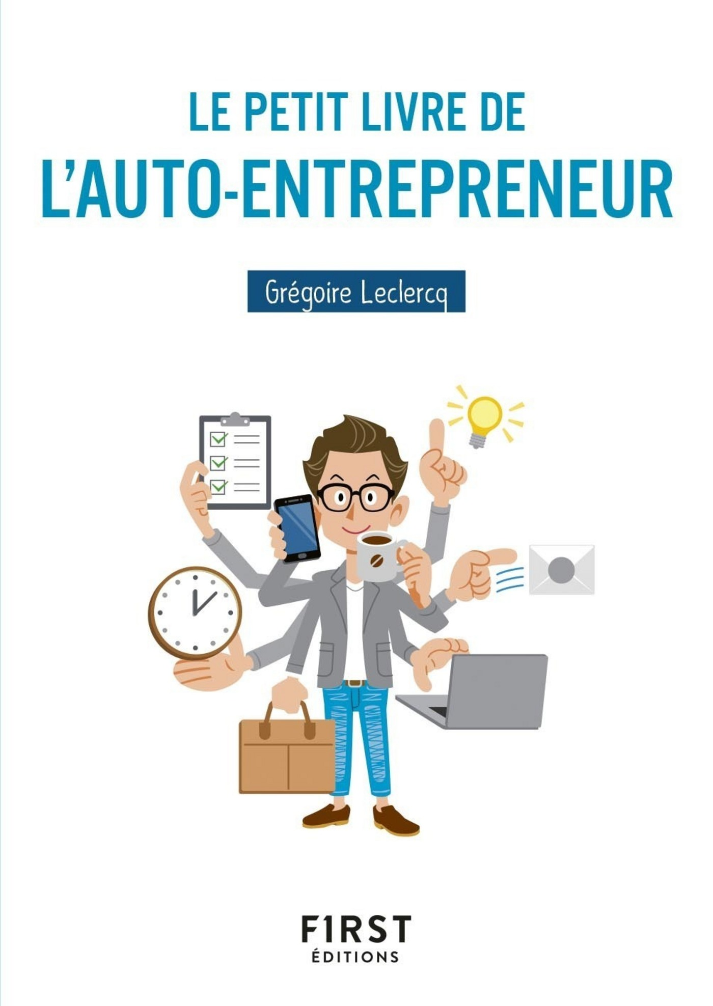 Le Petit Livre de l'auto-entrepreneur