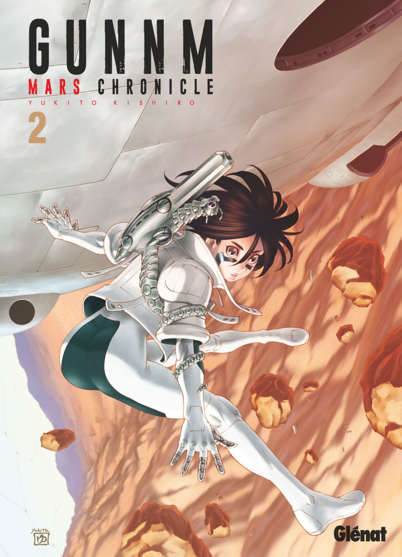 Gunnm Mars Chronicle - Tome 02
