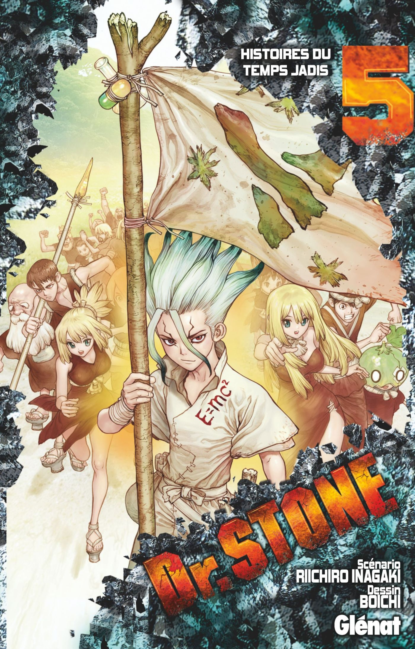 Dr. Stone - Tome 05