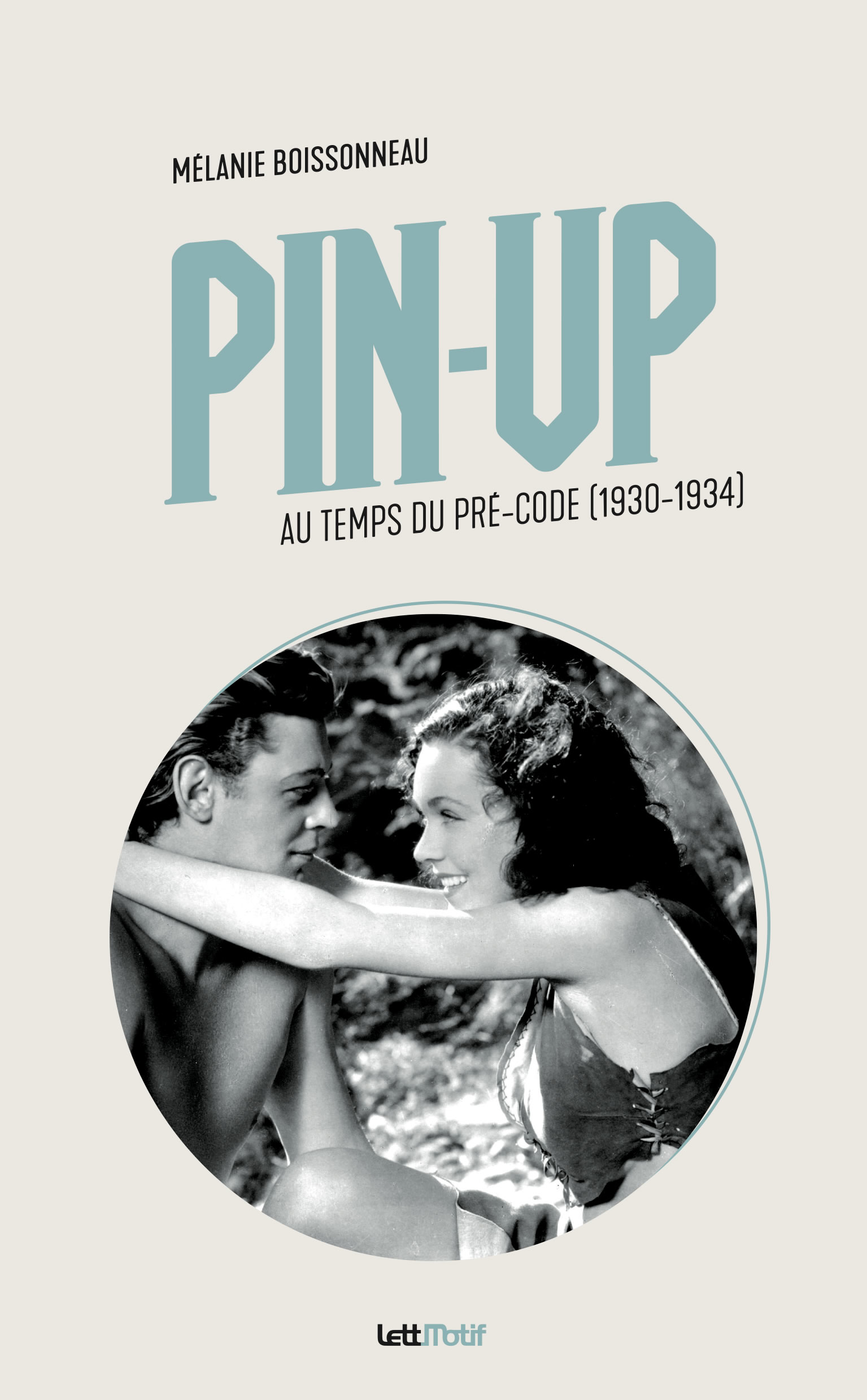 Pin-Up au temps du pré-Code