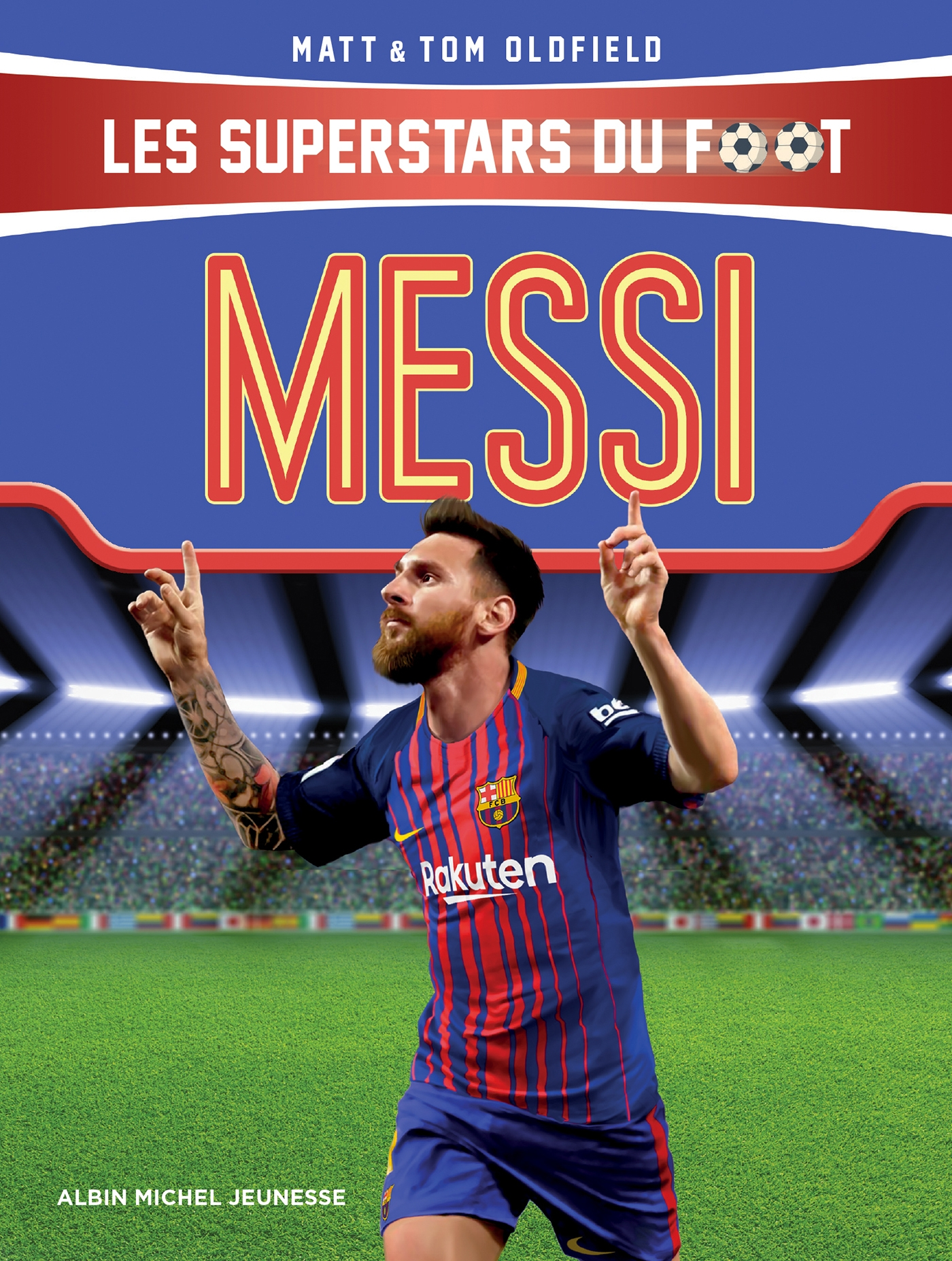 Image de couverture (Messi)