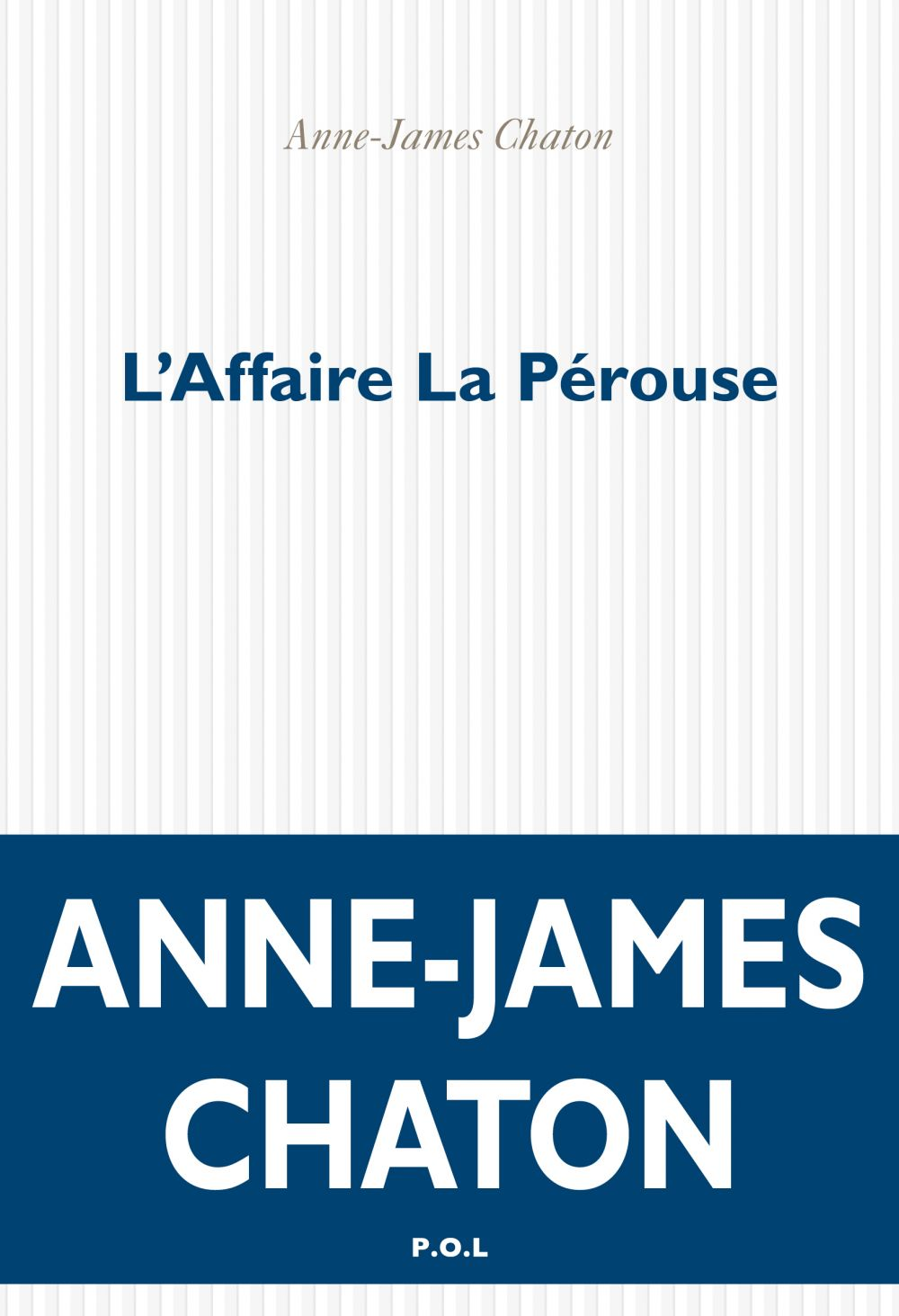 L'Affaire La Pérouse
