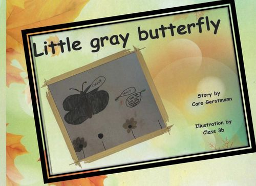 Little Gray Butterfly