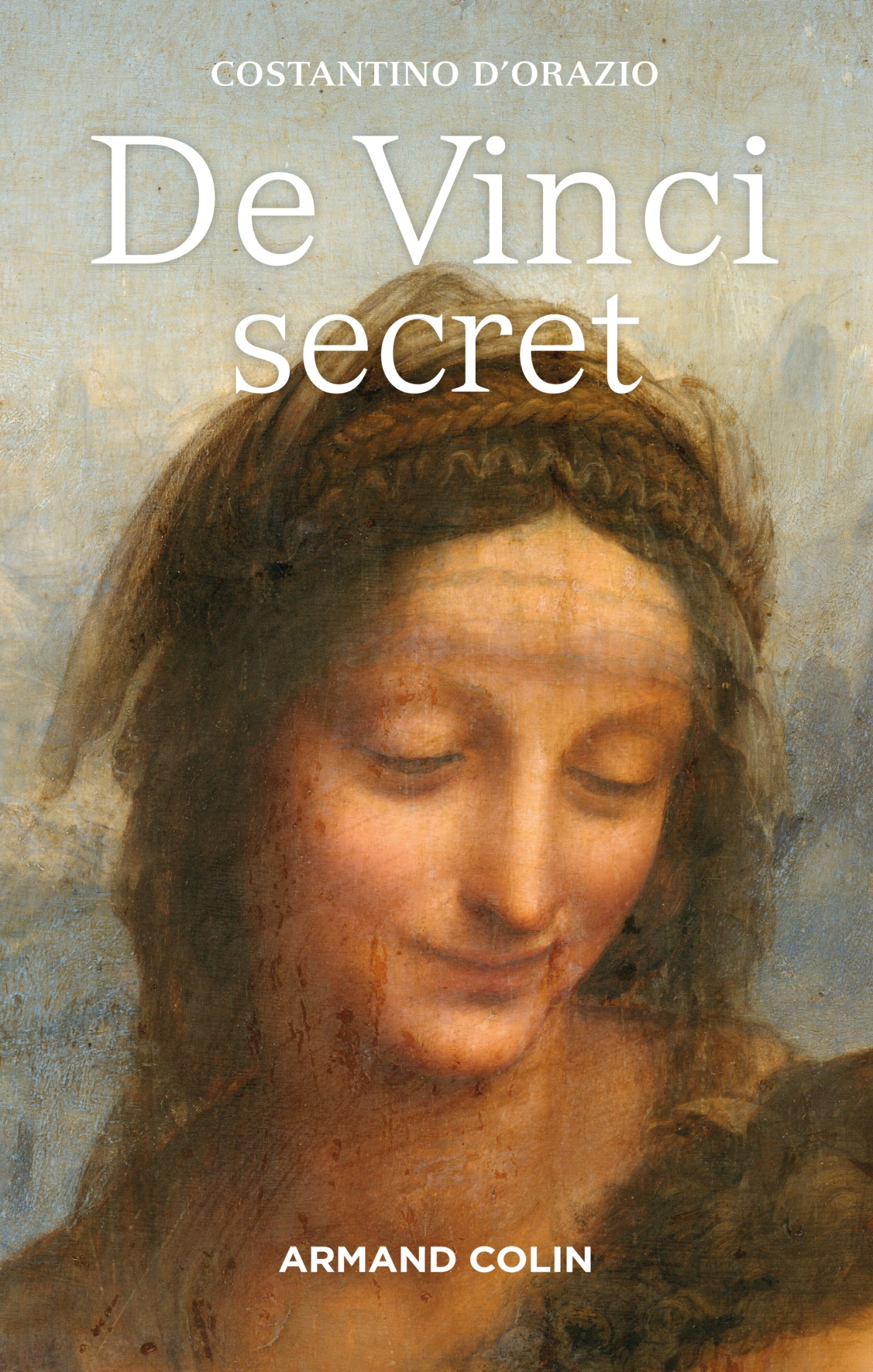 Cover image (De Vinci secret)
