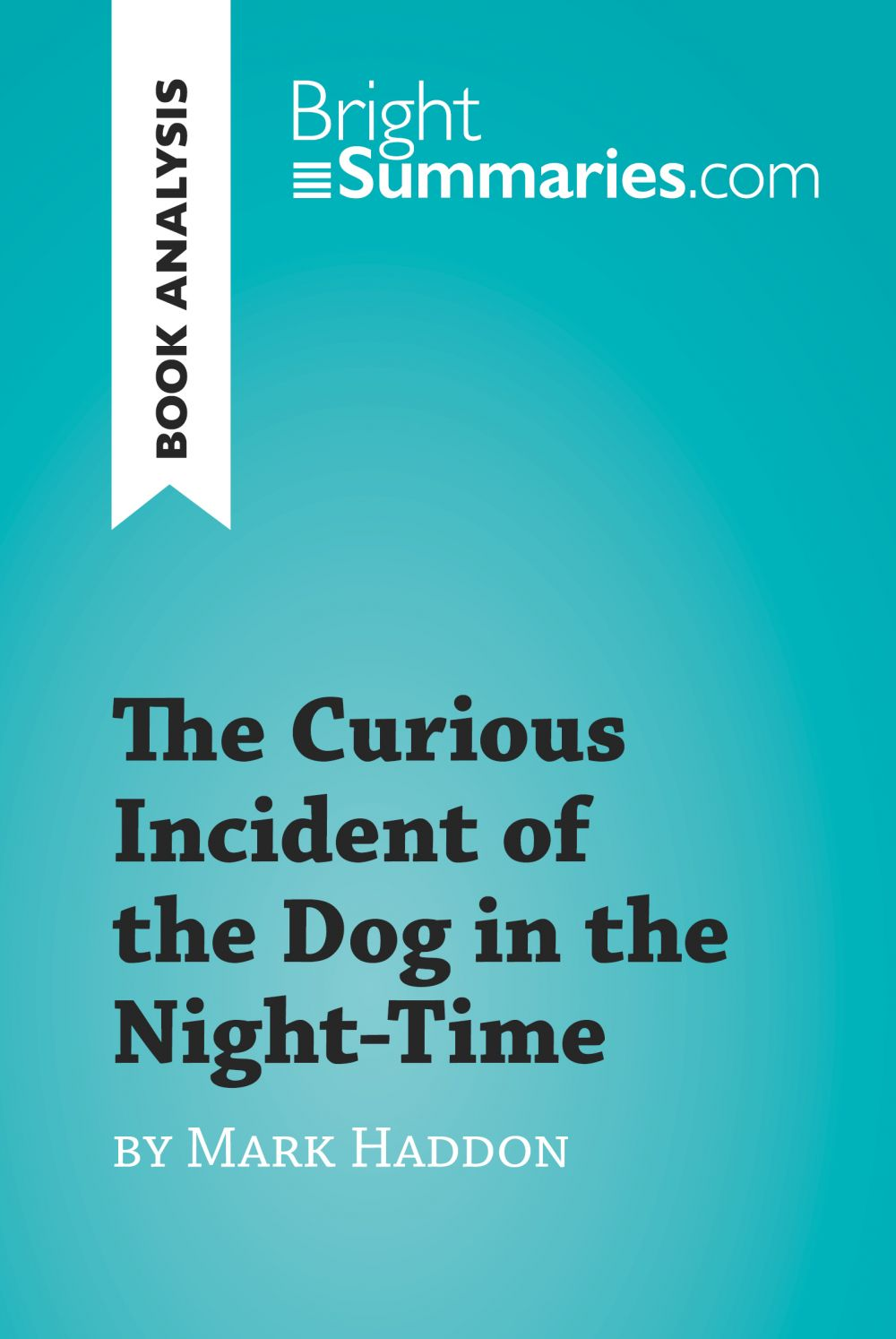 The Curious Incident of the Dog in the Night-Time by Mark Haddon (Book Analysis)