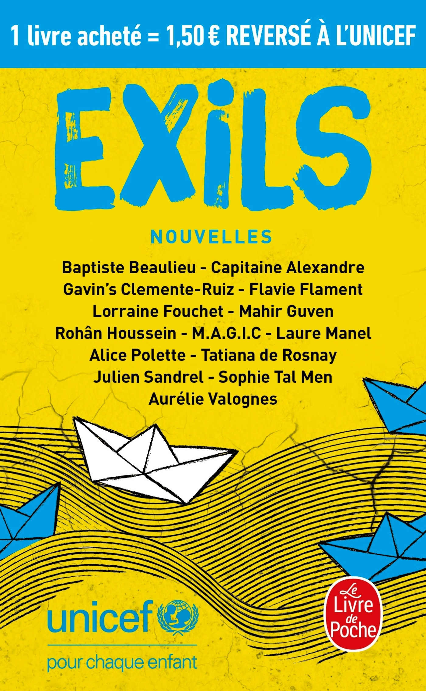 Exils | Collectif,