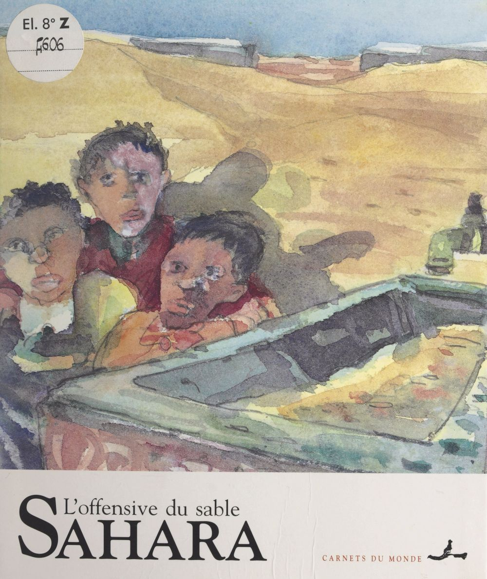 Sahara, l'offensive du sable