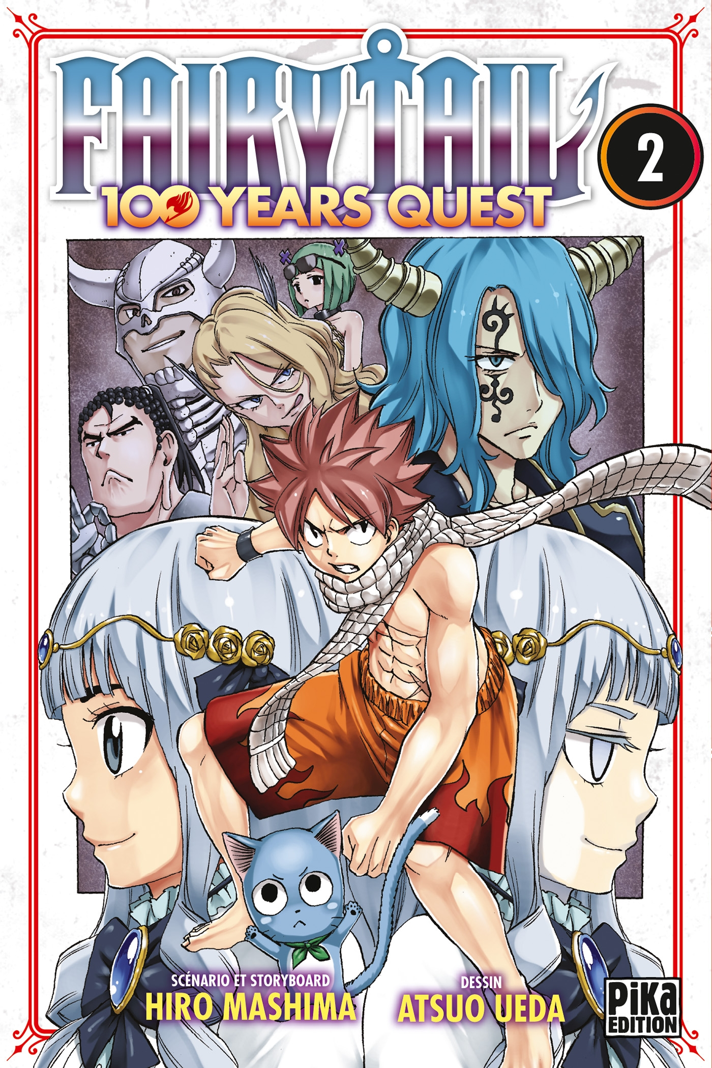 Fairy Tail - 100 Years Quest T02