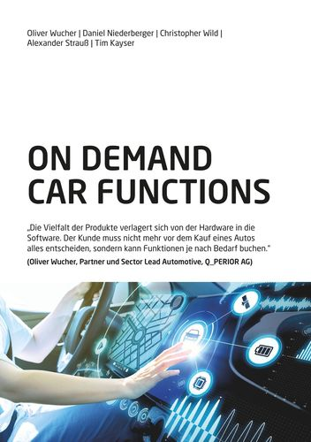On Demand Car Functions (ODCF)