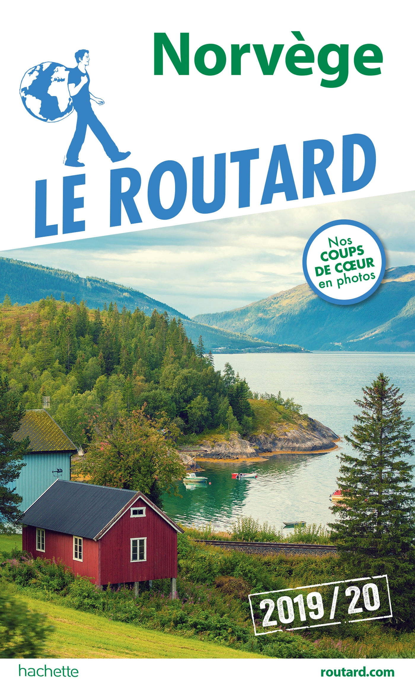Guide du Routard Norvège 2019/20