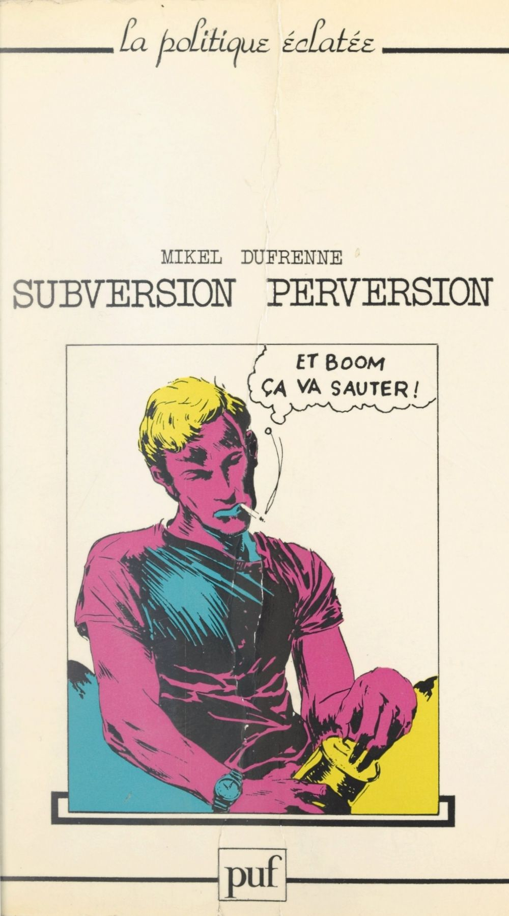 Subversion, perversion