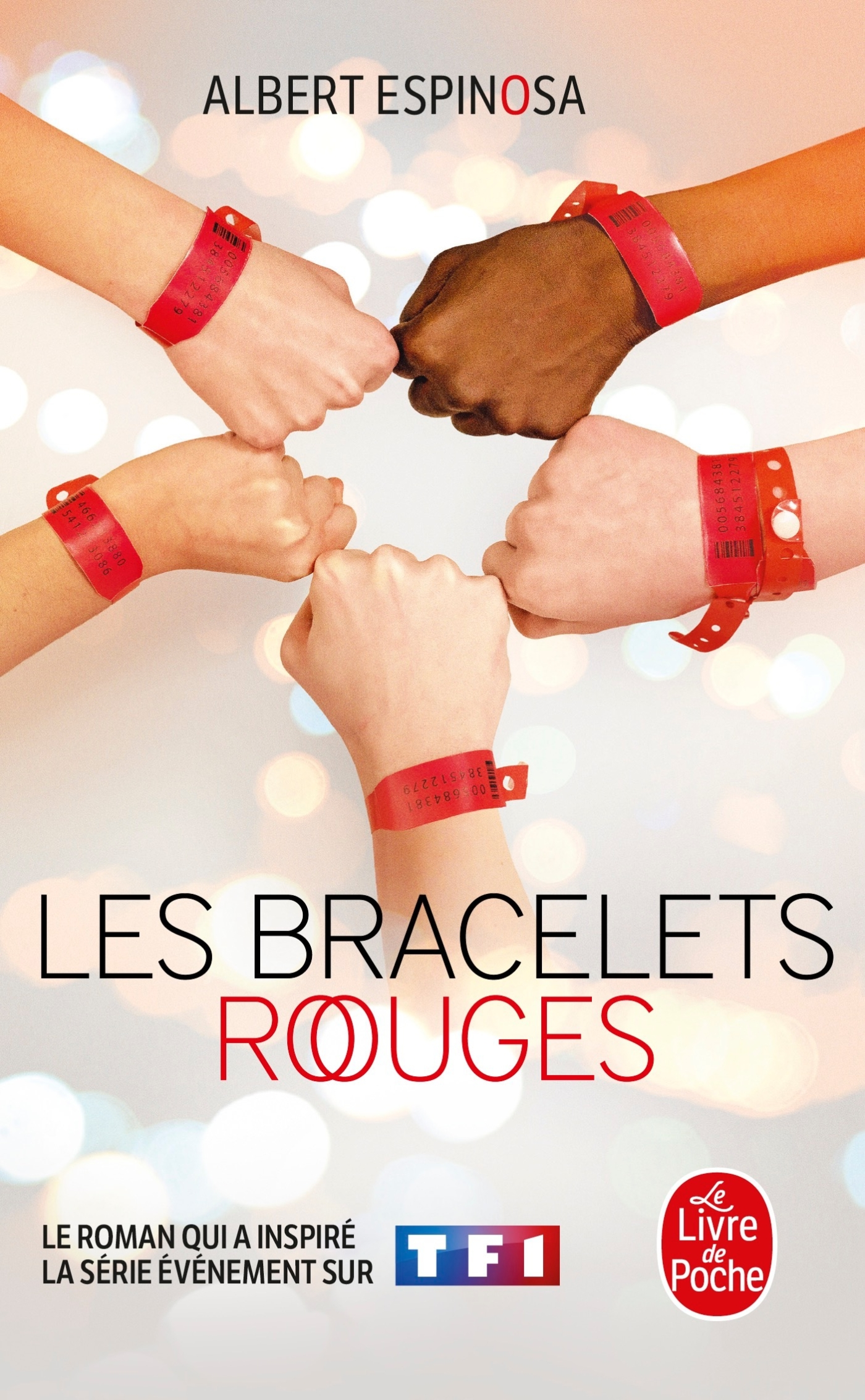 Cover image (Les Bracelets rouges)