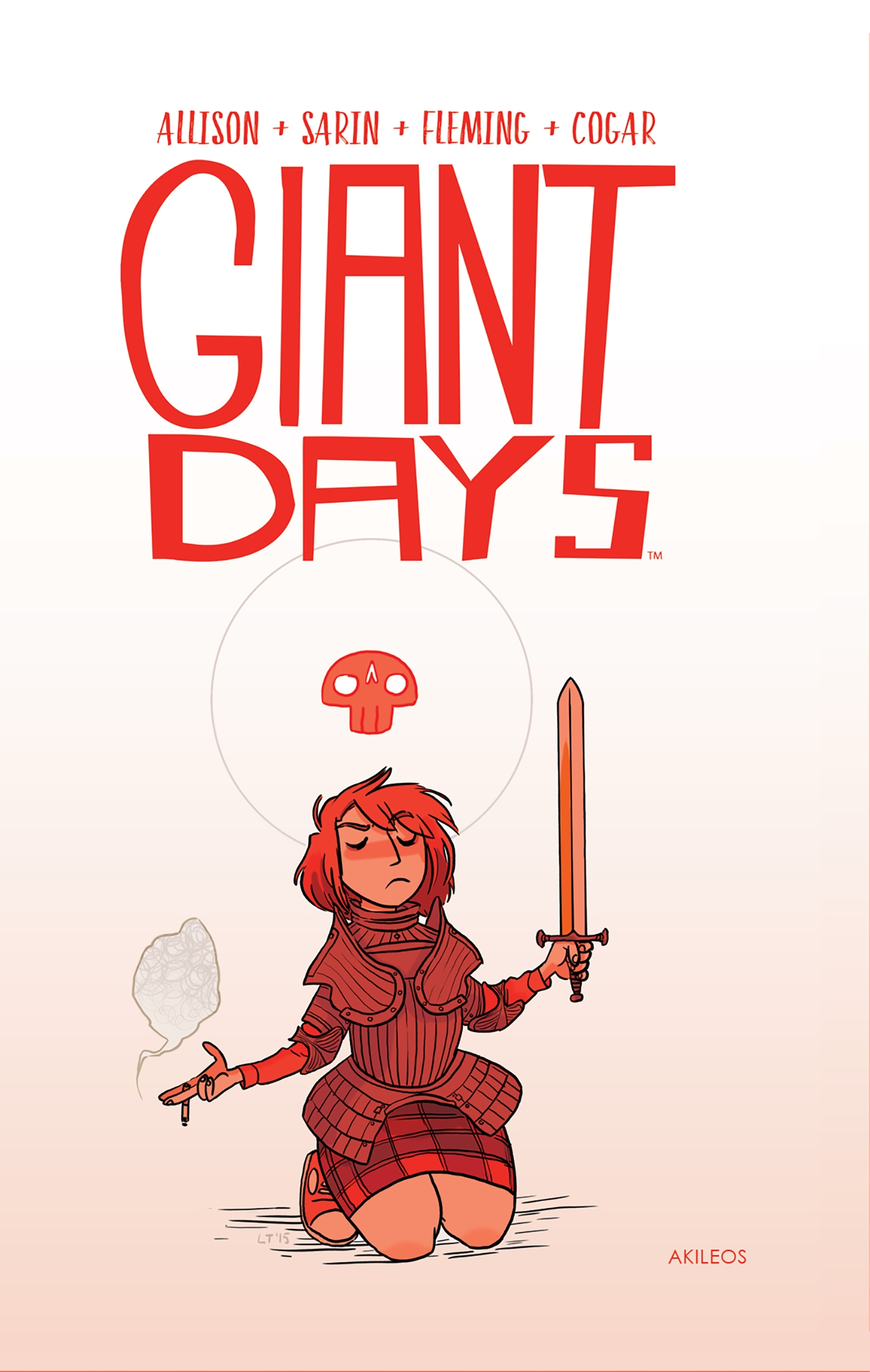 Giant Days T5