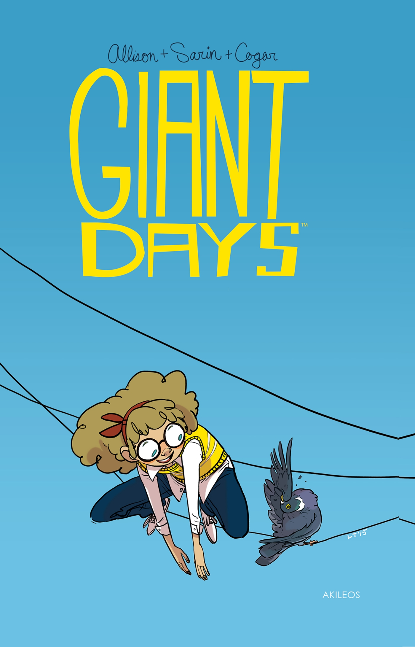 Giant Days T3