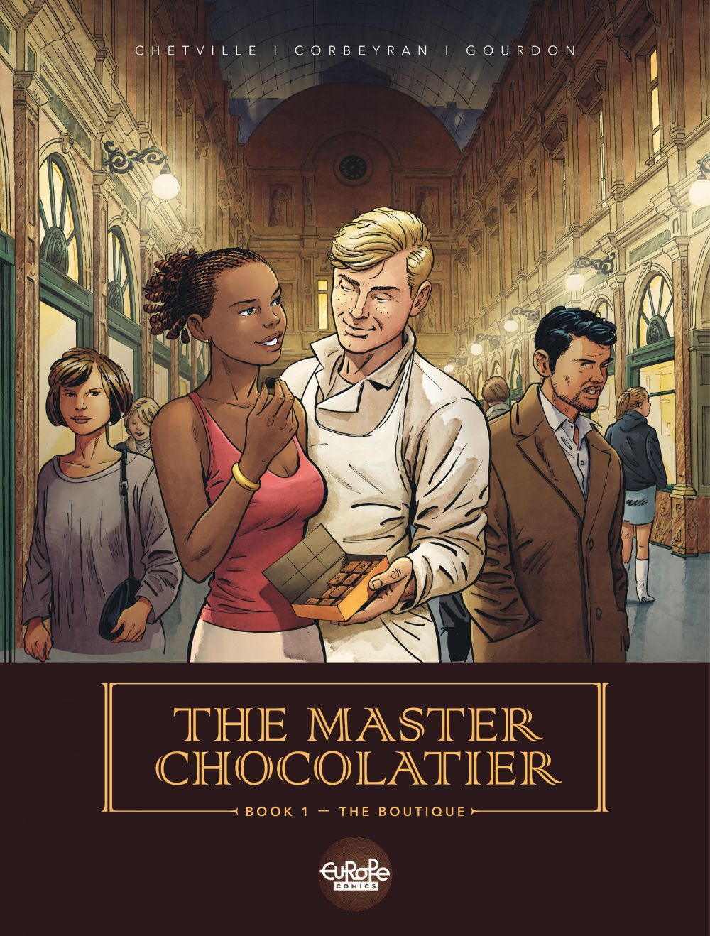 The Master Chocolatier - Volume 1 - The Boutique