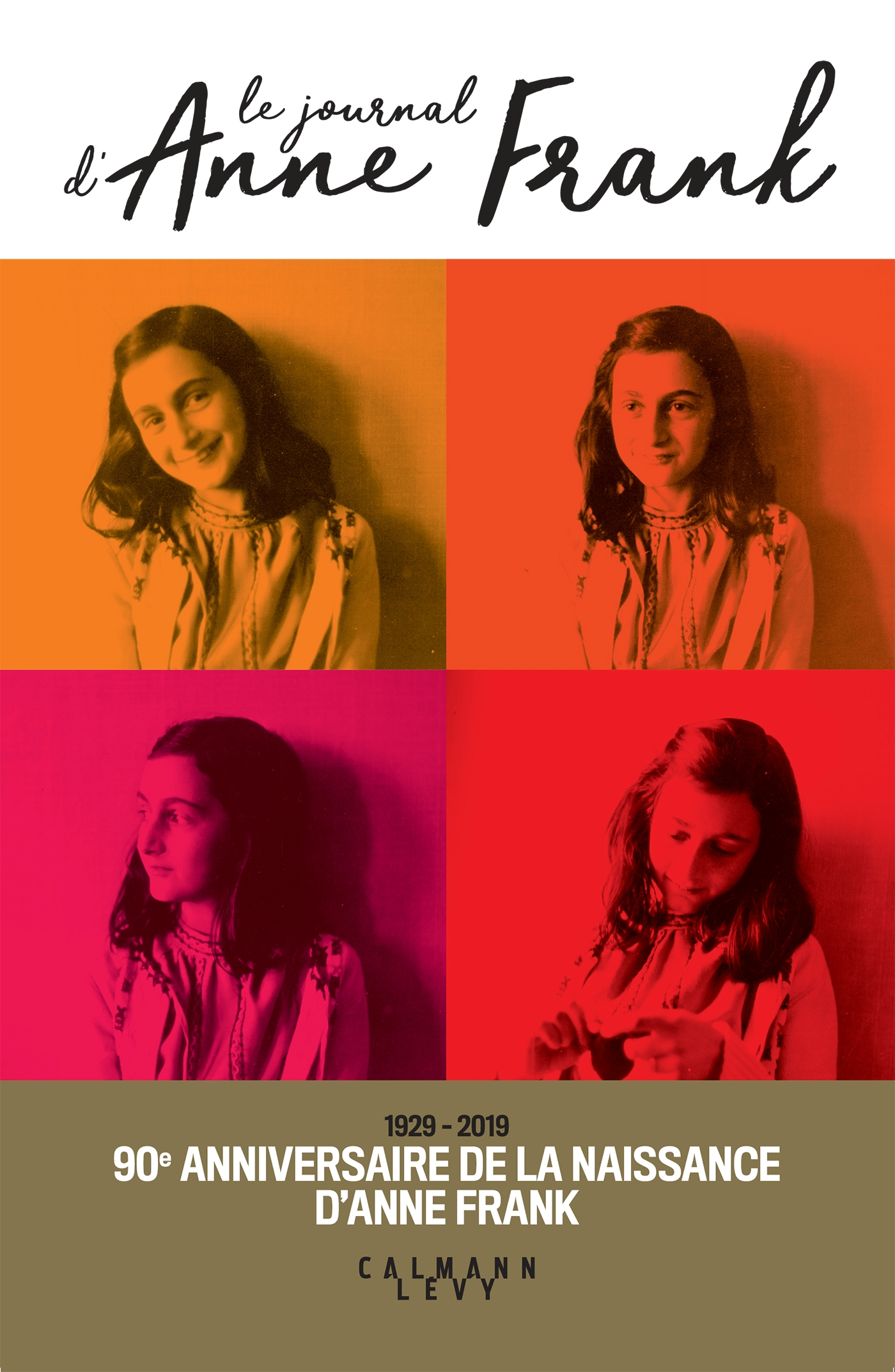 Journal Anne Frank (Edition 2019)