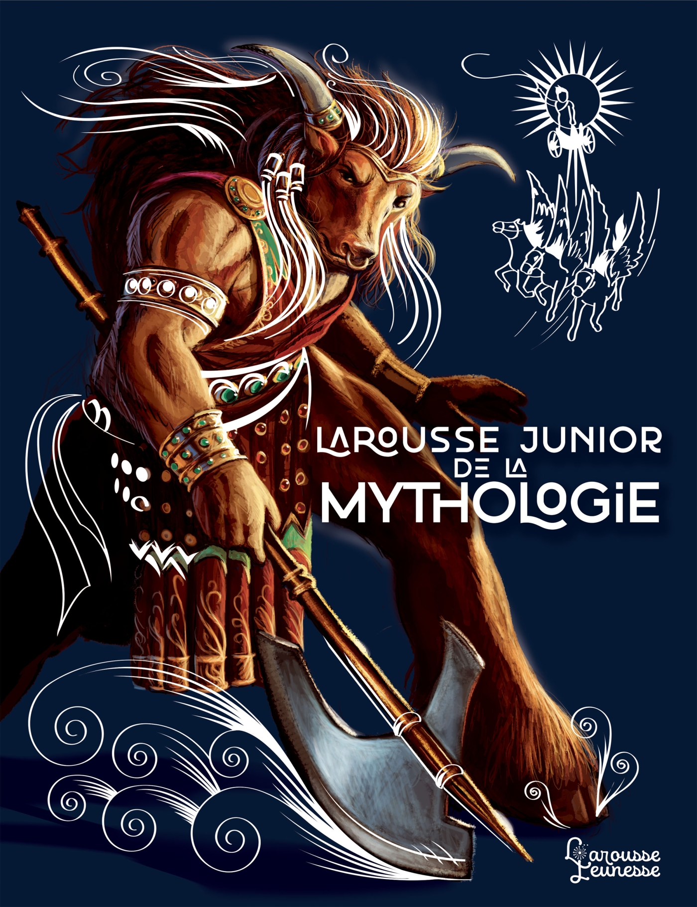 Larousse junior de la Mythologie | Collectif, . Auteur