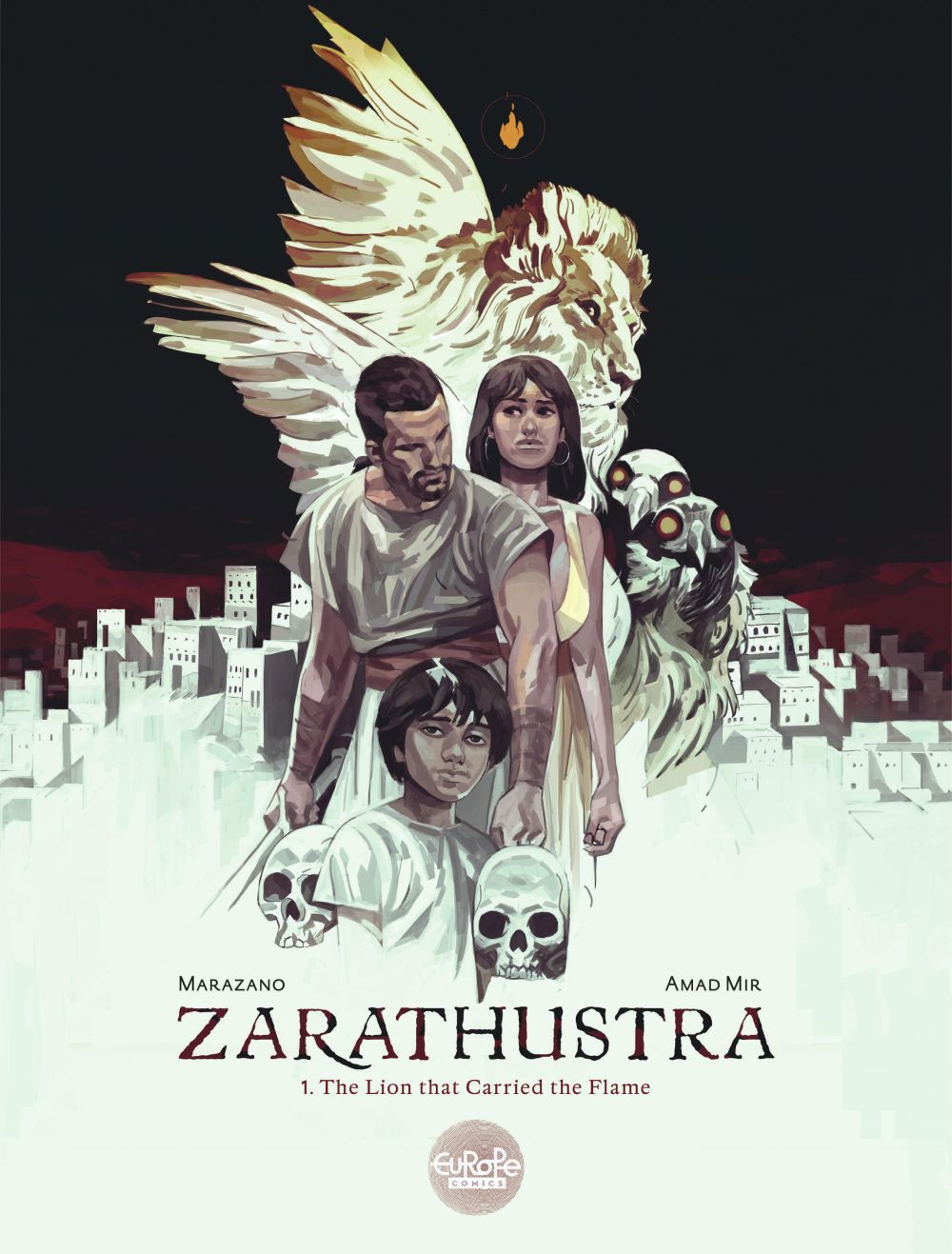 Zarathustra - Voume 1 - The Lion that Carried the Flame