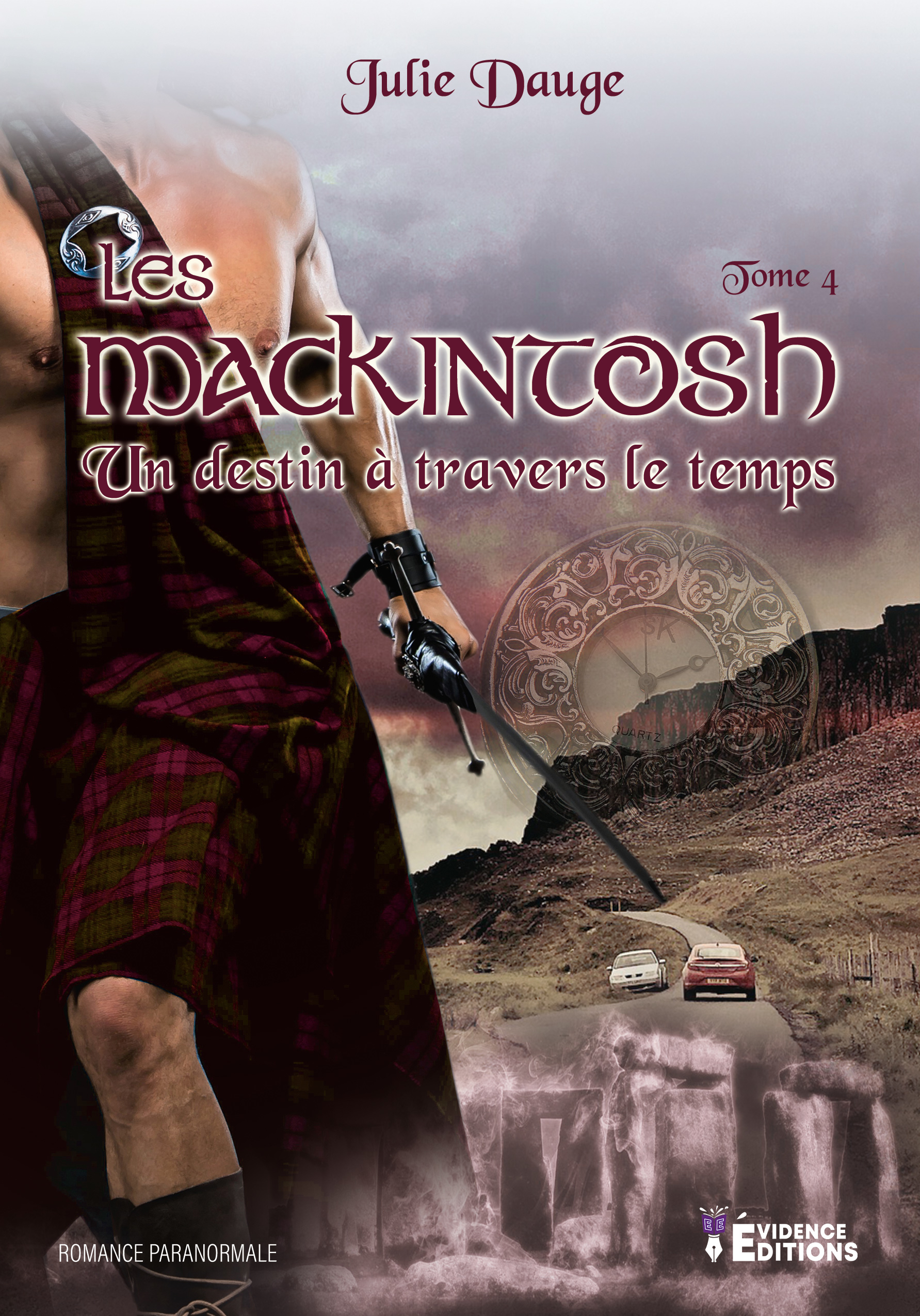 Les MacKintosh tome 4
