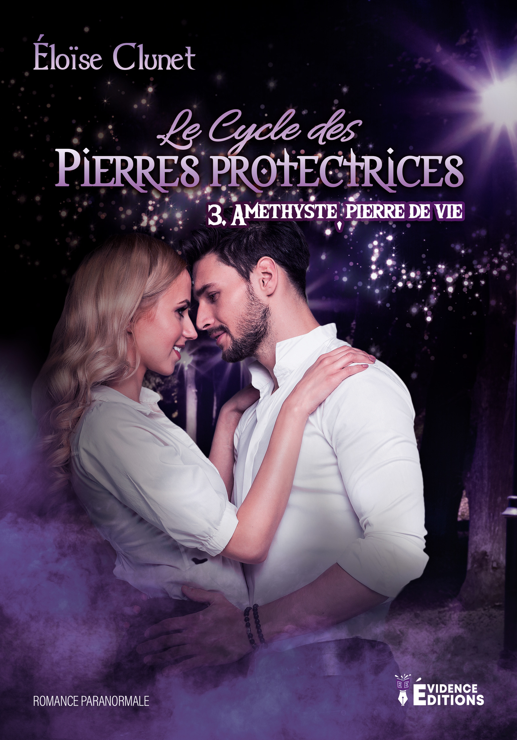 Le cycle des Pierres Protectrices tome 3