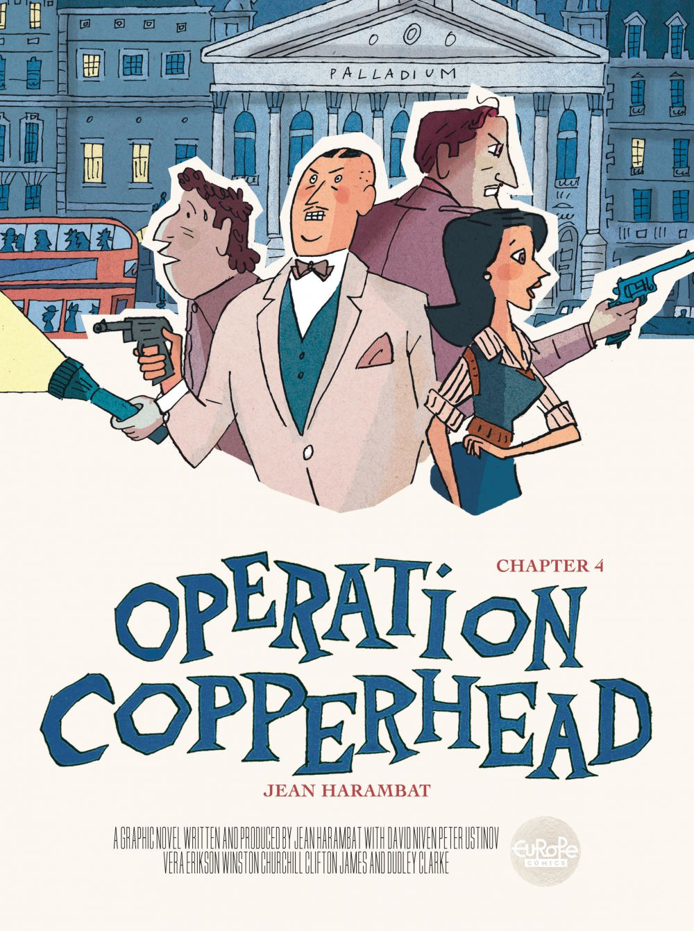 Operation Copperhead Operation Copperhead V4