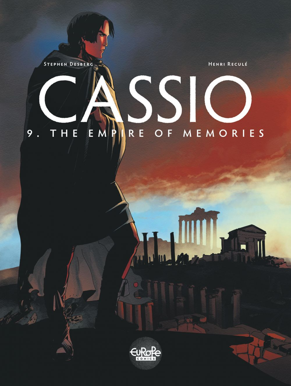 Cassio 9. The Empire of Memories