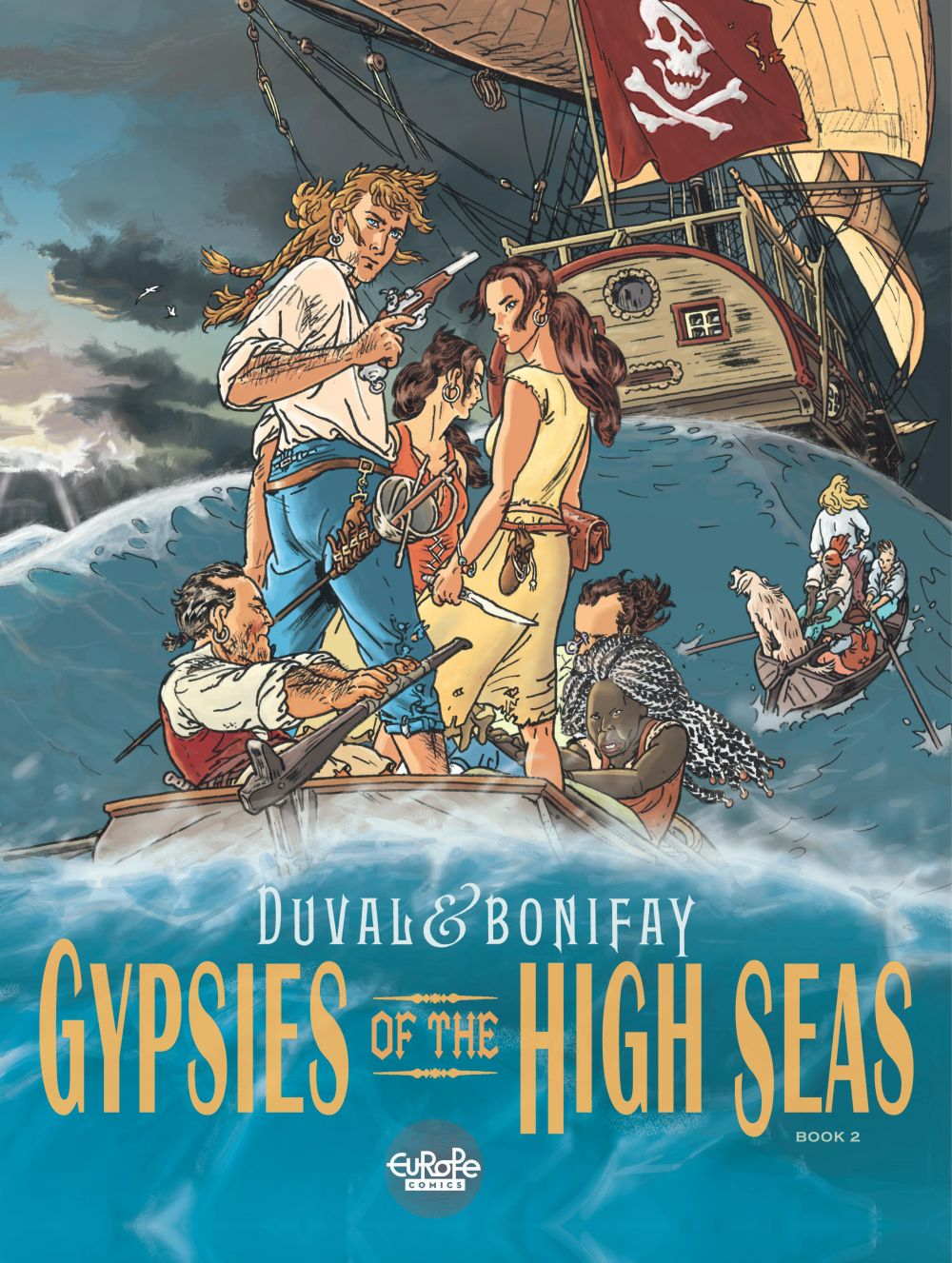 Gypsies of the High Seas Gypsies of the High Seas V2