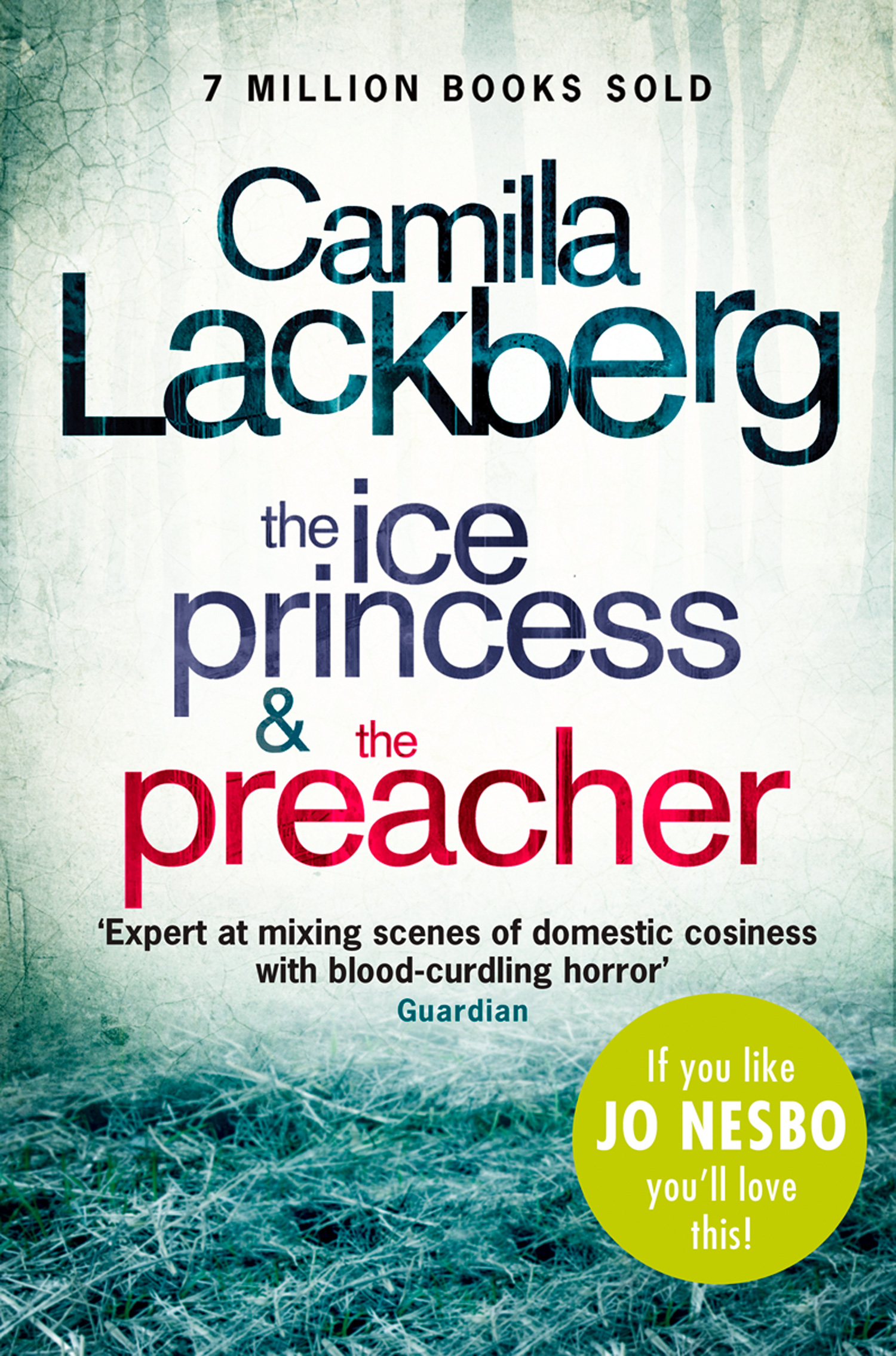 Camilla Lackberg Crime Thrillers 1 and 2
