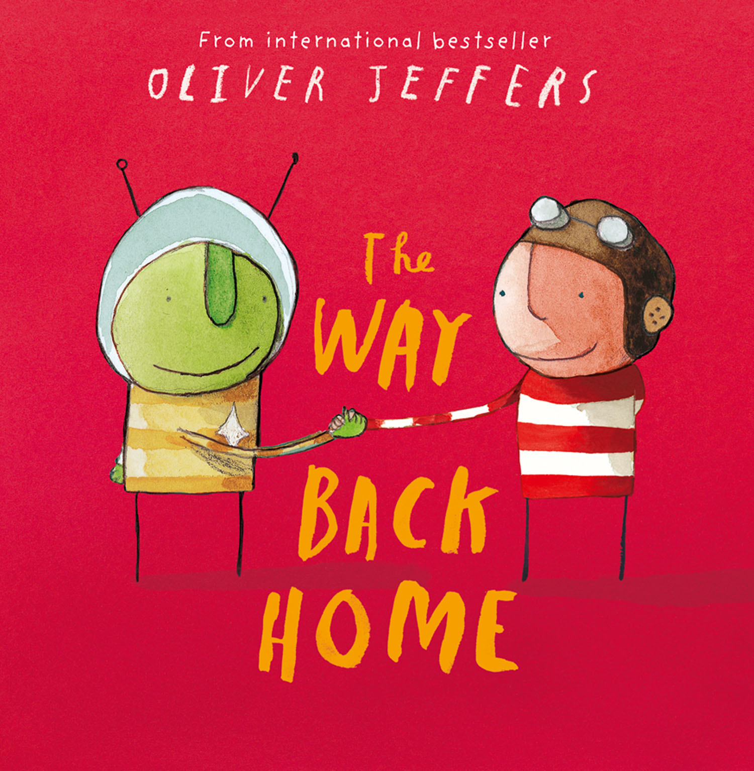 The Way Back Home (Read Aloud)