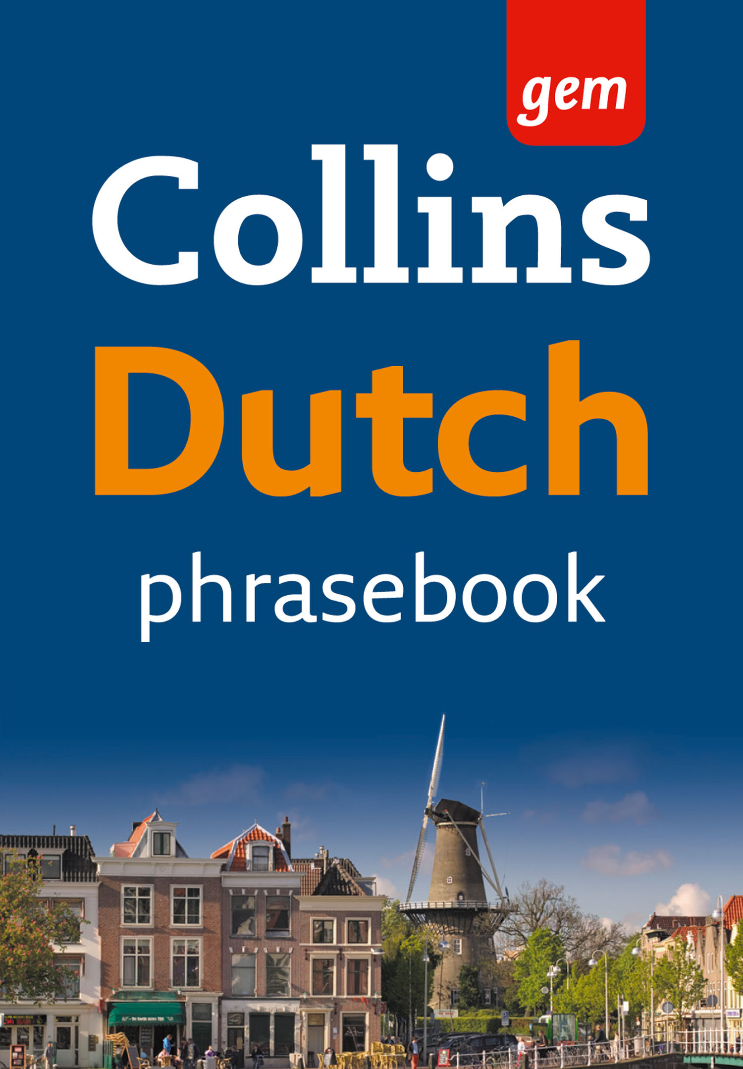 Collins Gem Dutch Phrasebook and Dictionary