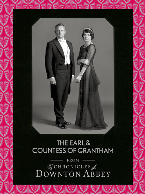 The Earl and Countess of Grantham