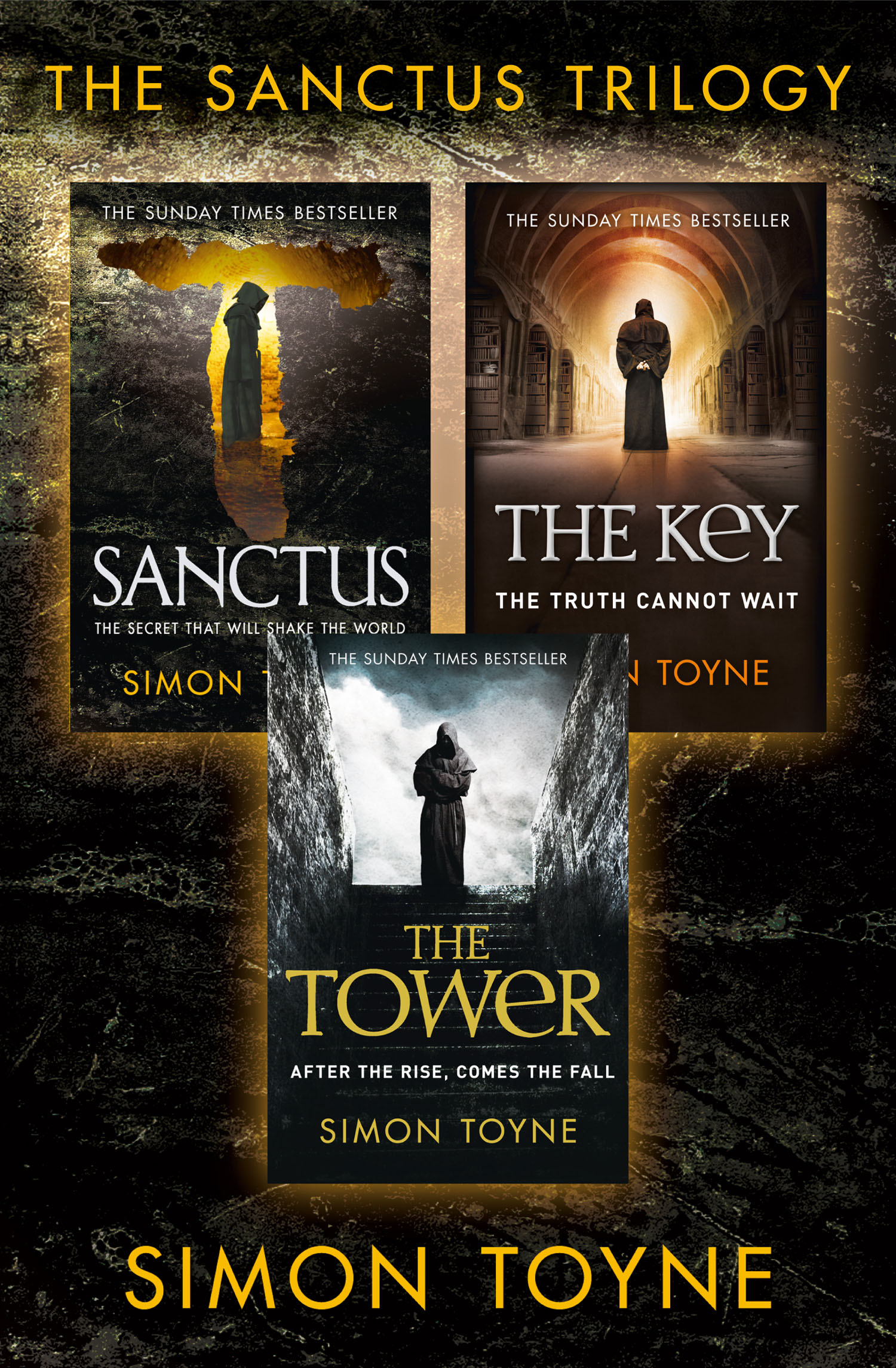 Bestselling Conspiracy Thriller Trilogy