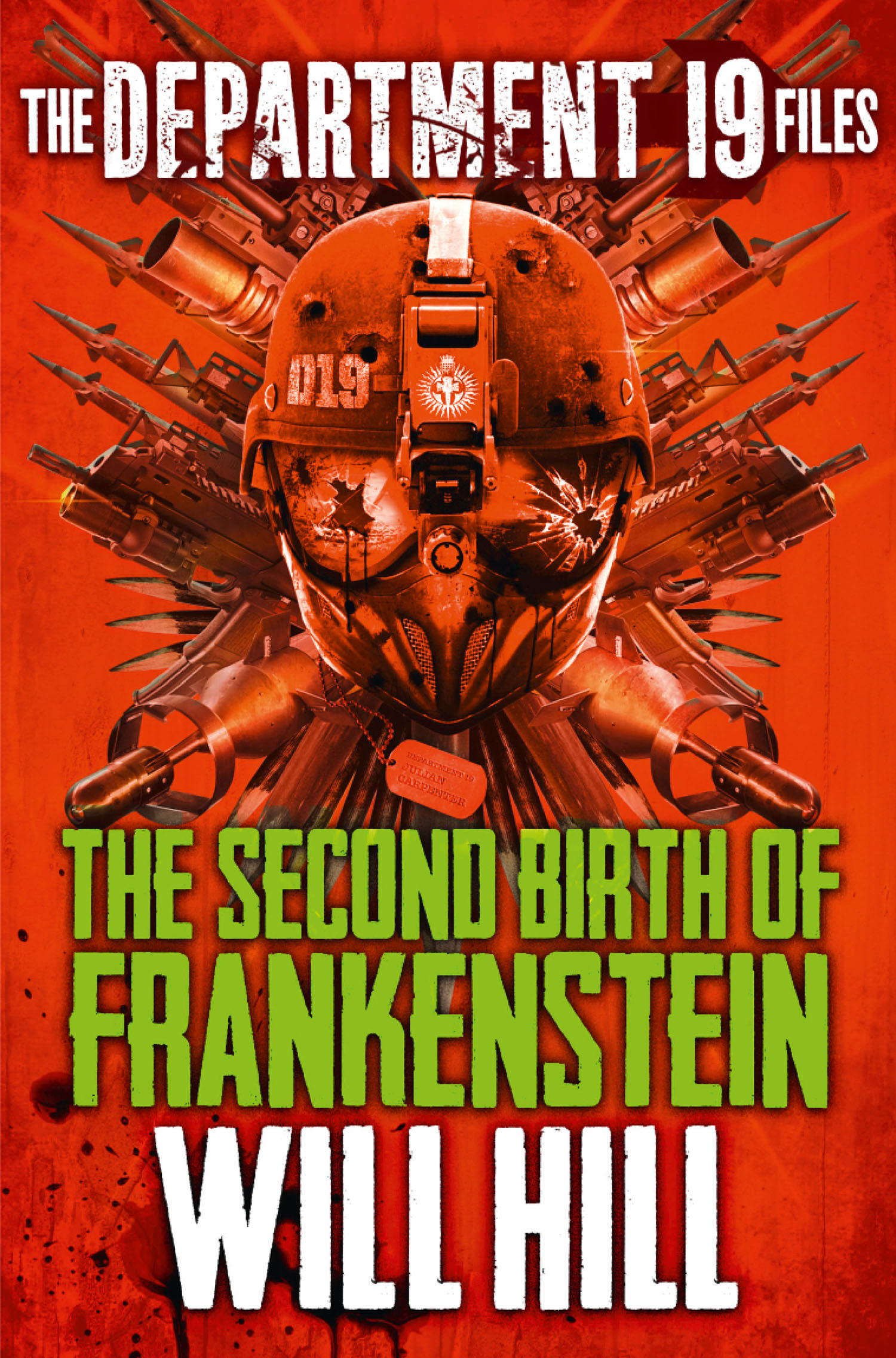 The Department 19 Files: The Second Birth of Frankenstein