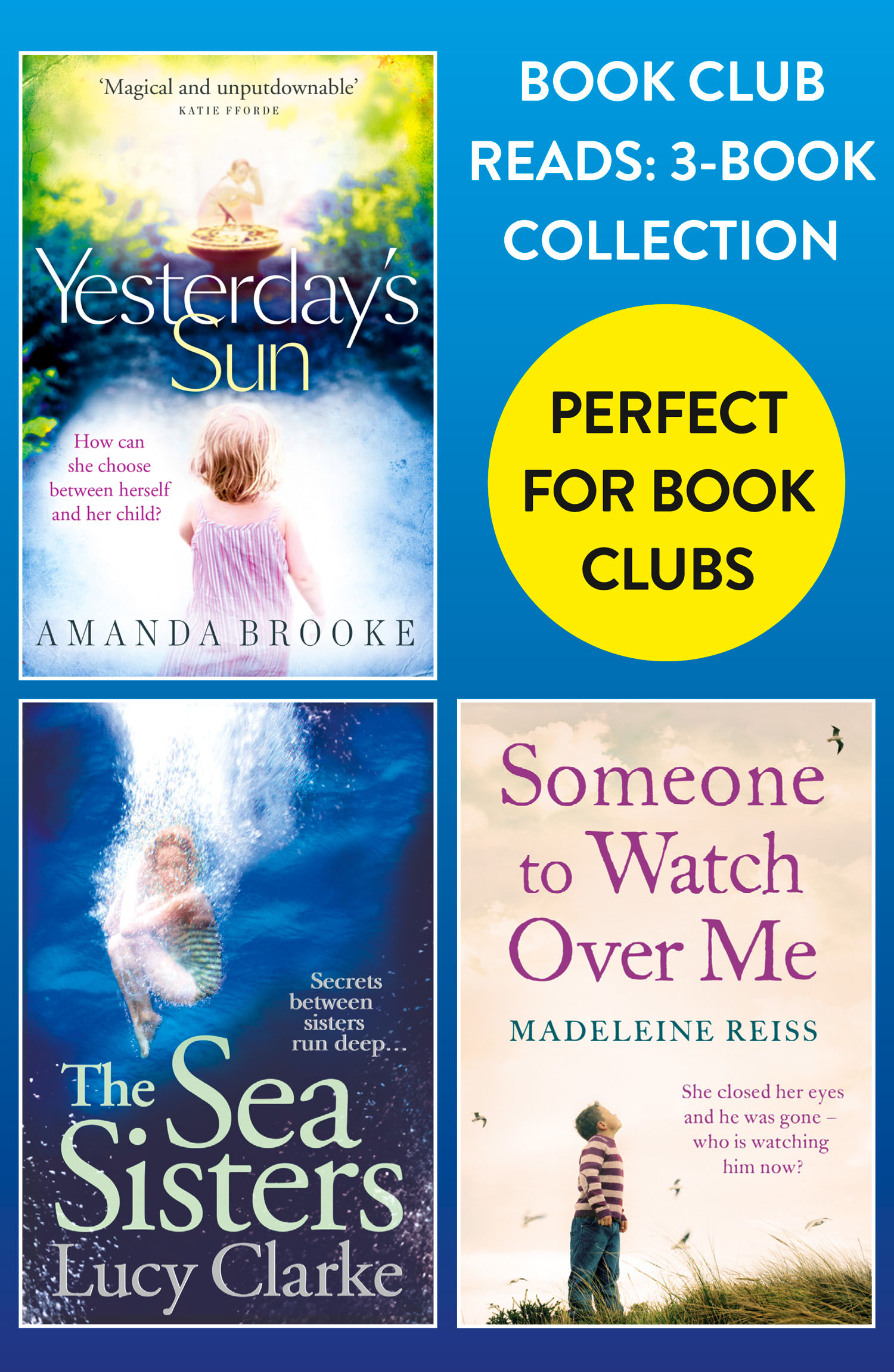 Book Club Reads: 3-Book Collection