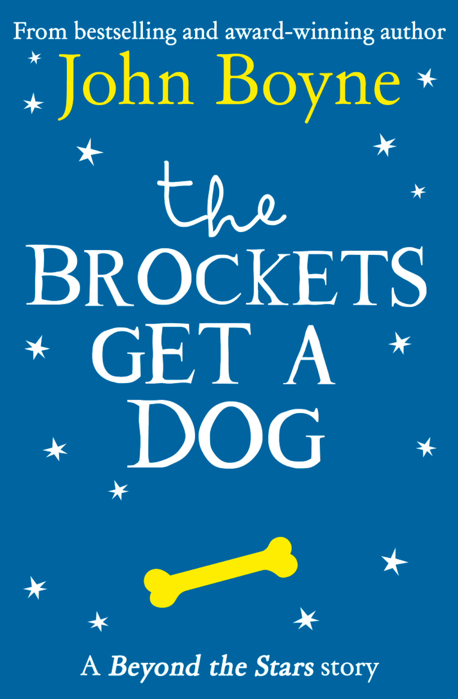 The Brockets Get a Dog