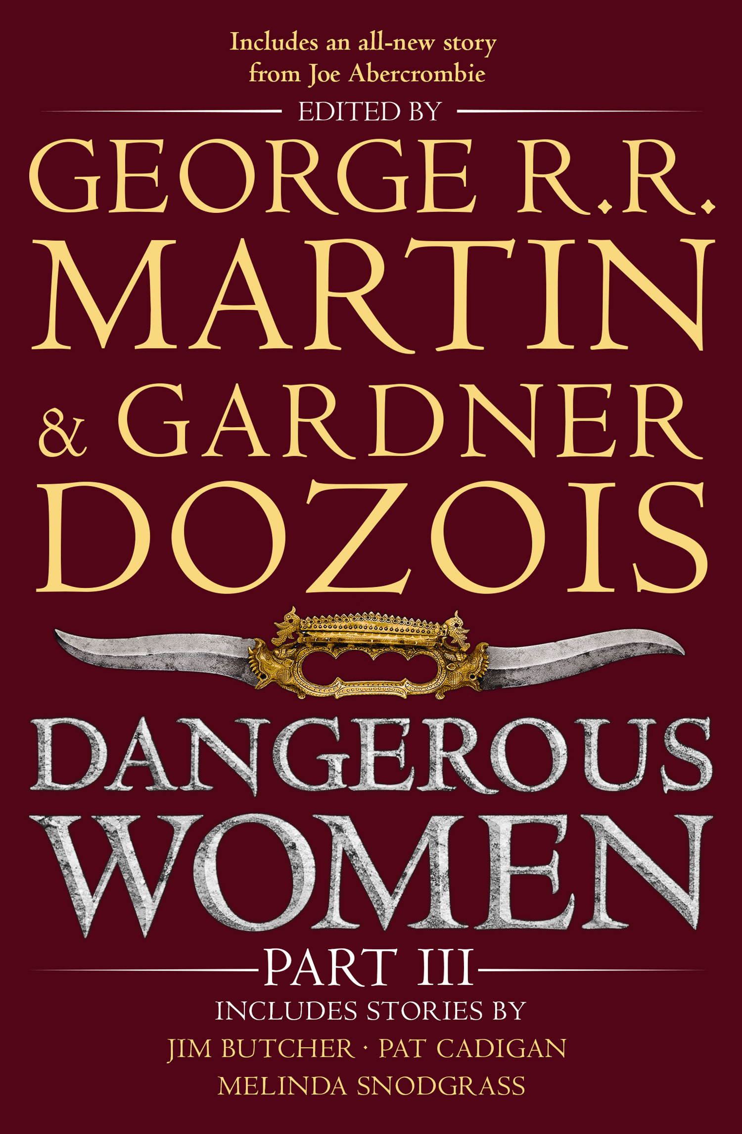 Dangerous Women Part 3