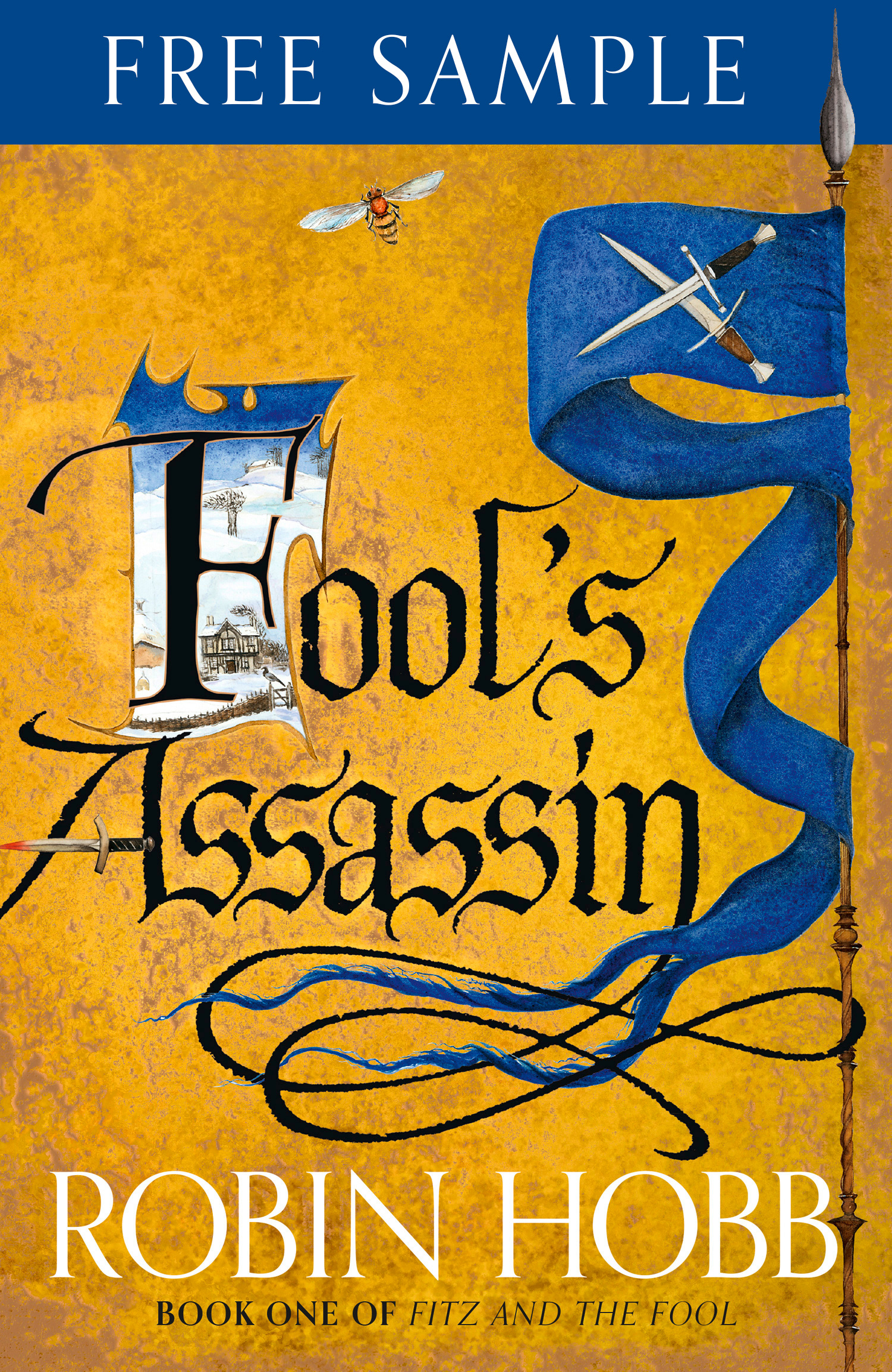 Fool's Assassin (Free Sampler)